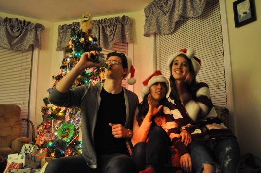 Christmas craziness